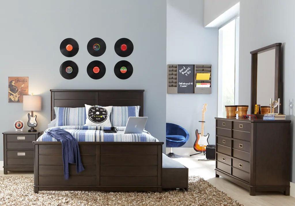 Teen Boy Bedroom Ideas: Cool Decor & Designs for Teenage Guys on Teenage Guys Small Room Ideas For Guys  id=67107