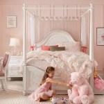 Disney Princess Dreamer White 6 Pc Full Canopy Bedroom Rooms To Go