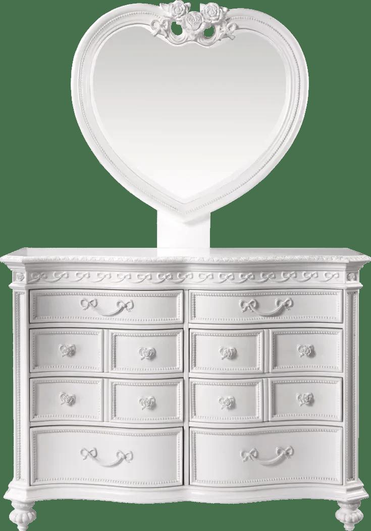 bedroom dresser mirror sets