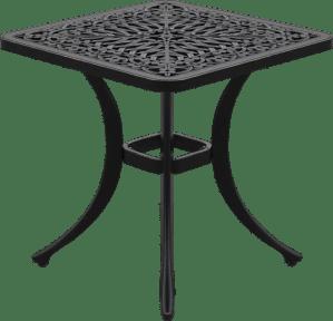 metal outdoor patio side tables