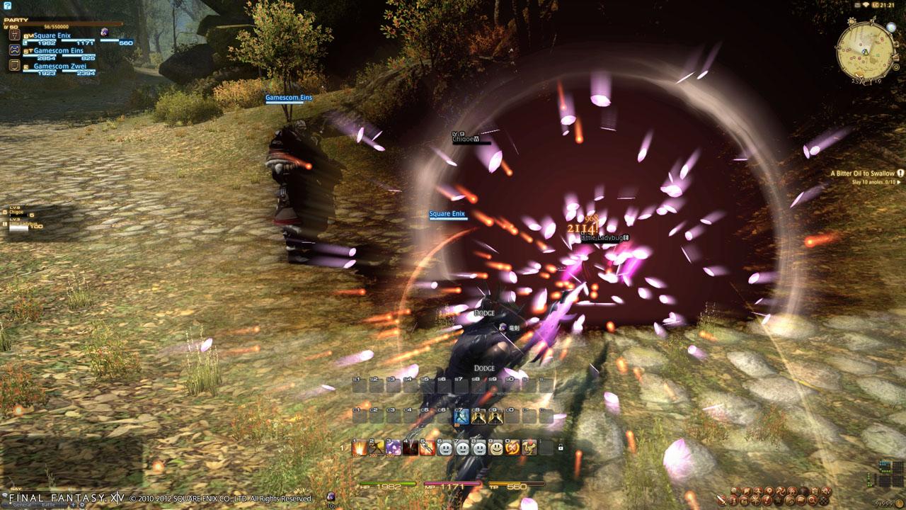 Final Fantasy XIV A Realm Reborn New Concept Art And