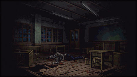 Corpse Party RPG Site