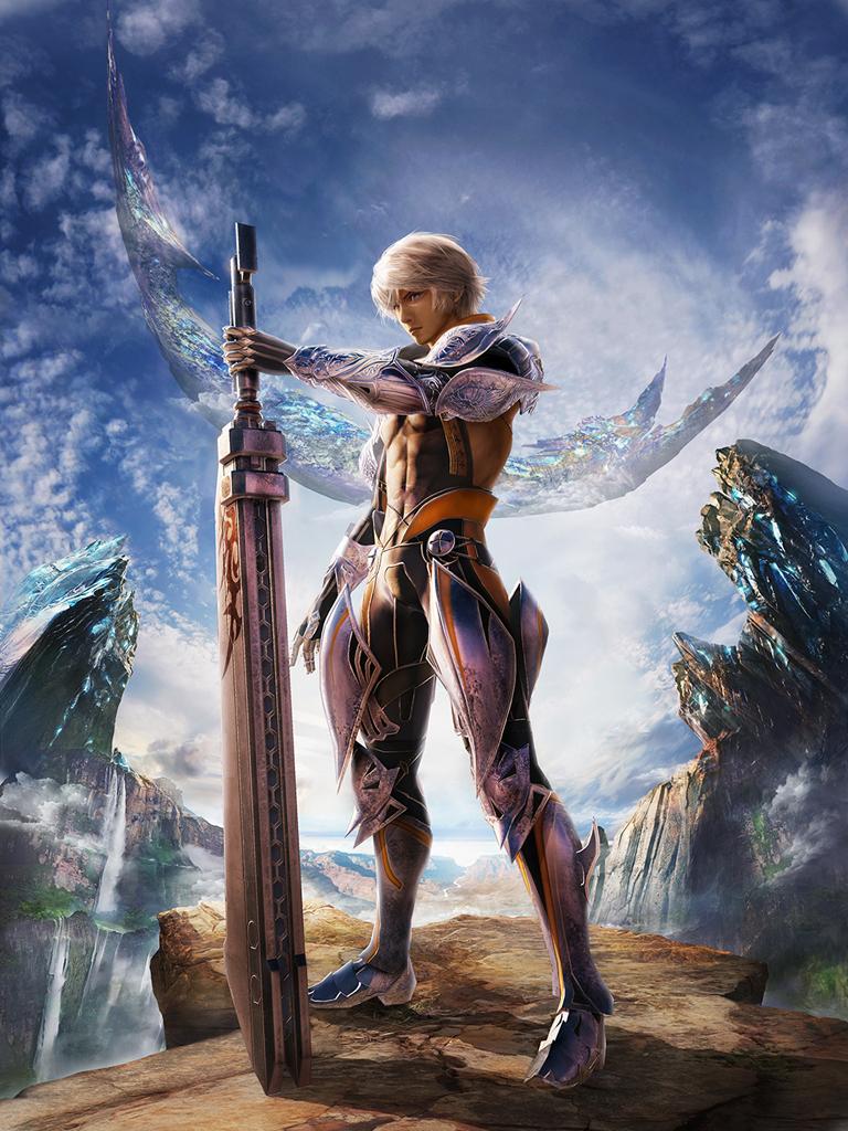 Mevius Final Fantasy Looks Incredible RPG Site