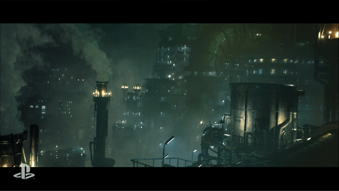 Final Fantasy VII Remake Announced RPG Site