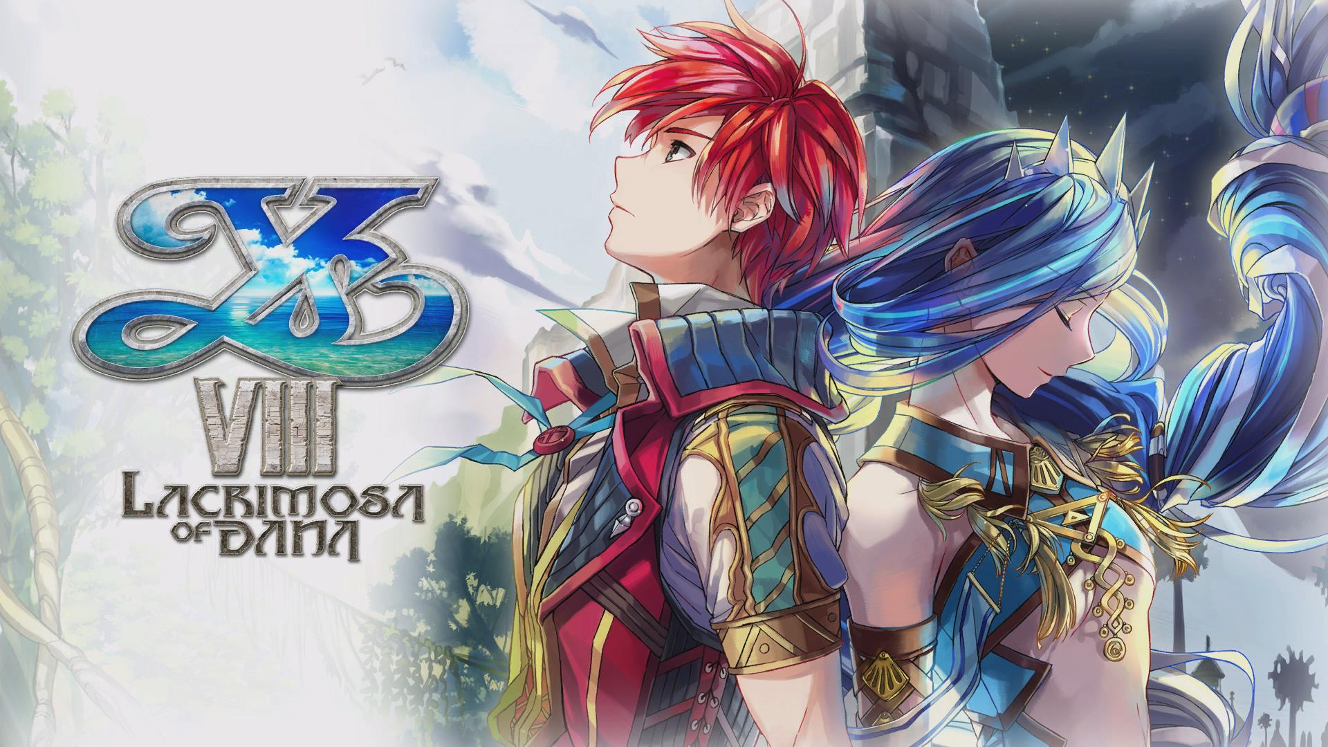 Ys VIII Lacrimosa Of Dana Review RPG Site