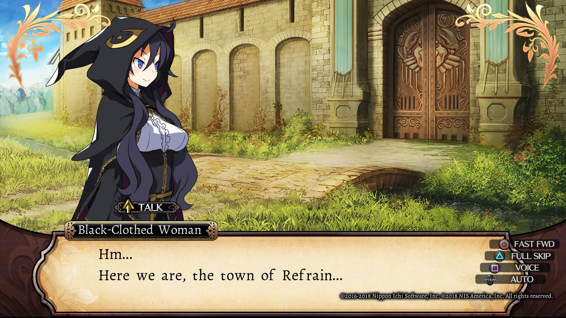 Labyrinth Of Refrain Coven Of Dusk To Launch In The West