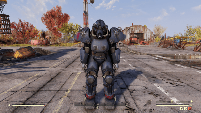 Fallout 76 Power Armor Guide Where To Find All Power Armor And Station Plans And How To Exit