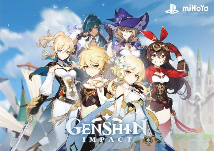 Genshin Impact is coming to PlayStation 4 next year | RPG Site
