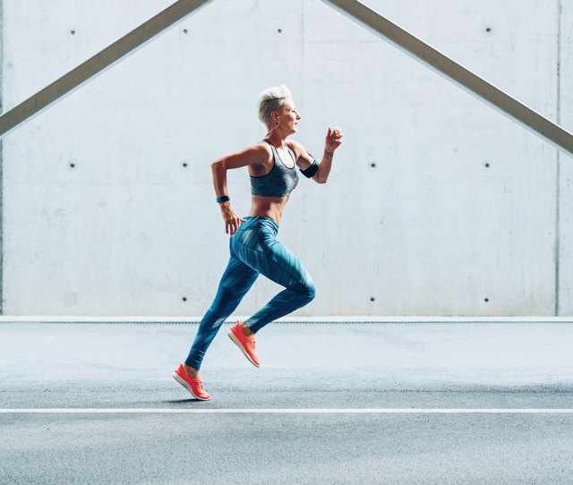 Run Fast For A Short Distance Slow Down For A Bit To Recover Do It All Again Interval Training Boils Down To This Simple Formula And Offers Runners A