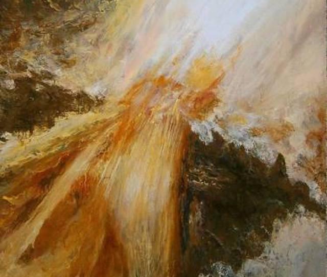 Saatchi Art Artist Vojkan Stevanovic Painting Nature Abstract Art