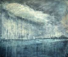 Image result for rain painting