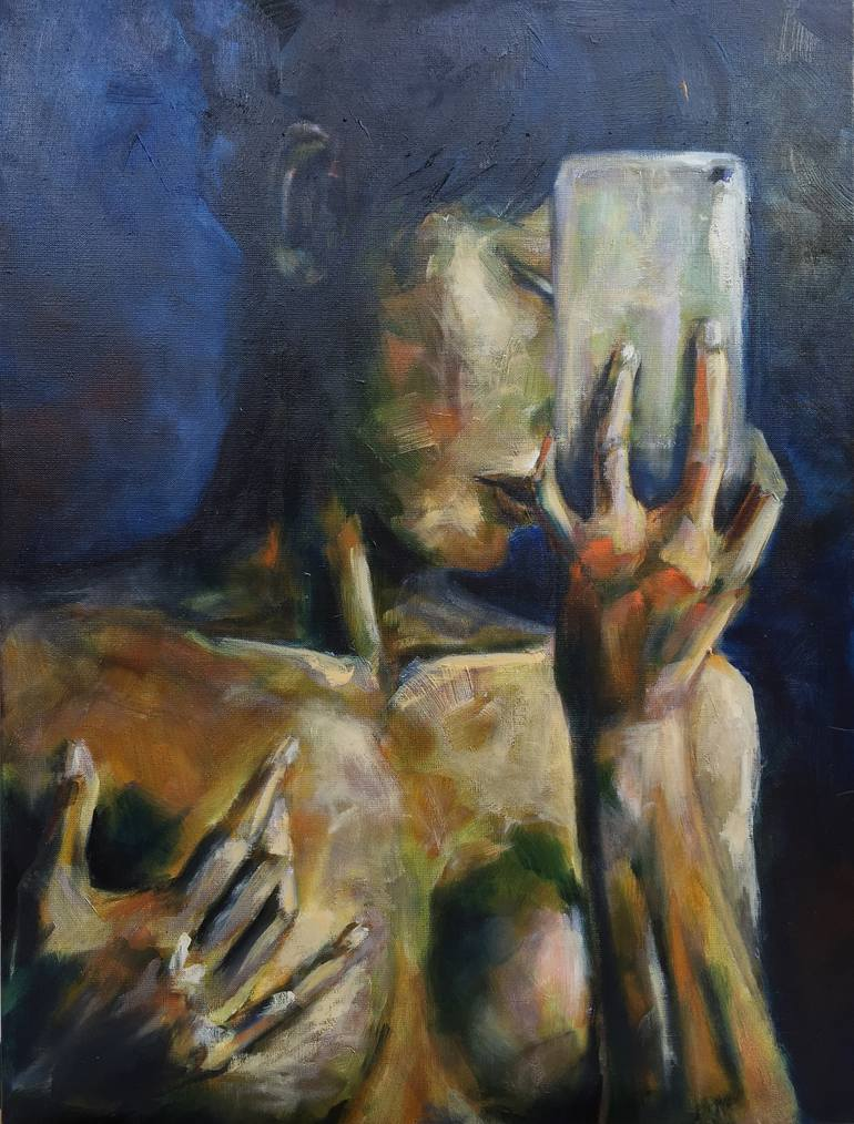 Risultati immagini per narcissistic saatchiart