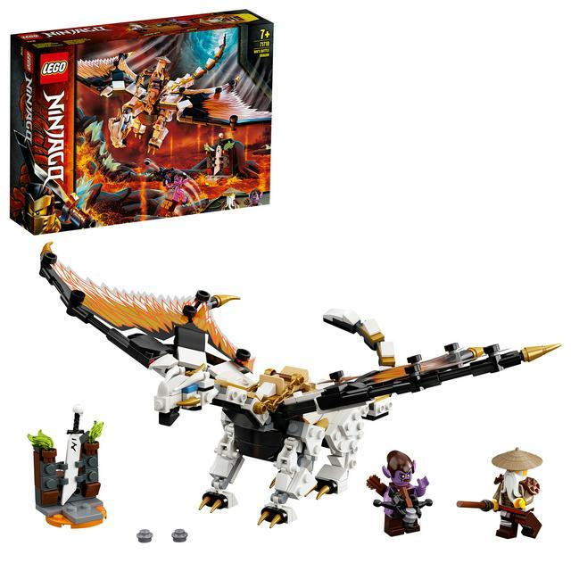 Lego Ninjago Wu S Battle Dragon 71718 Sainsbury S