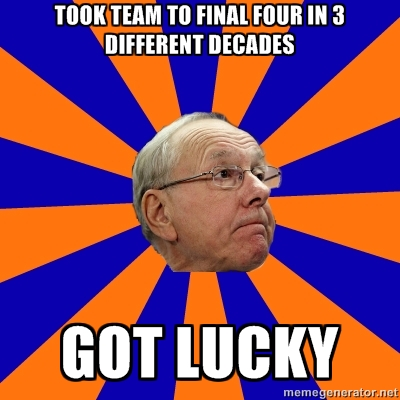 "The Jim Boeheim ""Good Coach"" Meme - Troy Nunes Is An ..."