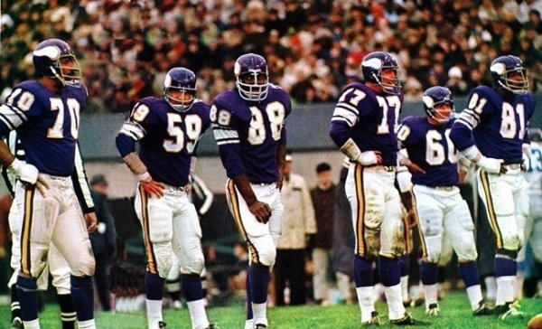 Daily Norseman Interview With Hall Of Fame Coach Bud Grant ...