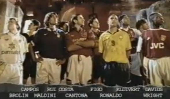 Bref, du pur canto quand on aime ! Enhance Nike S 1996 Good Vs Evil Soccer Ad Sbnation Com