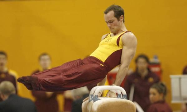 Minnesota Golden Gophers mens gymnasts