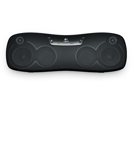 Logitech Announces Wireless Headset Boombox For IPad