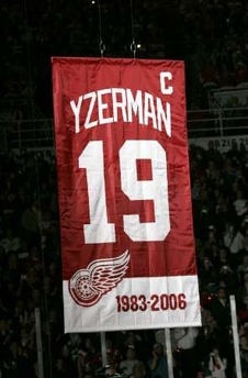 Warrior Yzerman Honoured With Class And Dignity Eyes On