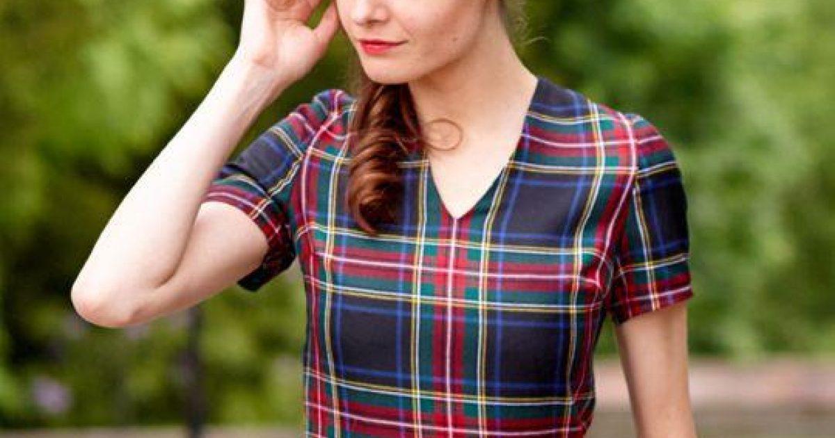 Tartan Clothing & Fashion For Women