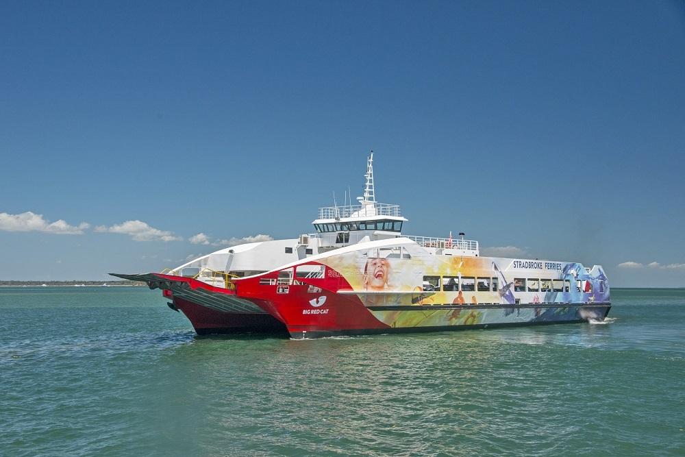 stradbroke island ferry