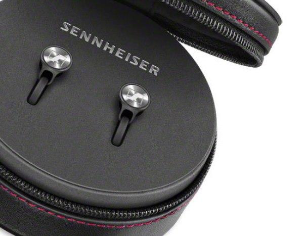 Image result for Sennheiser HD1 Free Bluetooth wireless Earphones: