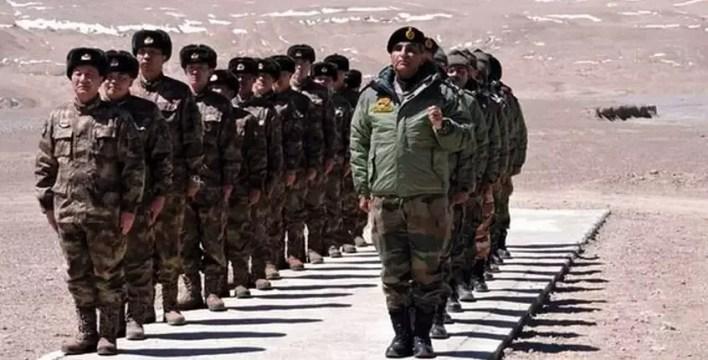 india vs china in ladakh - sentinelassam