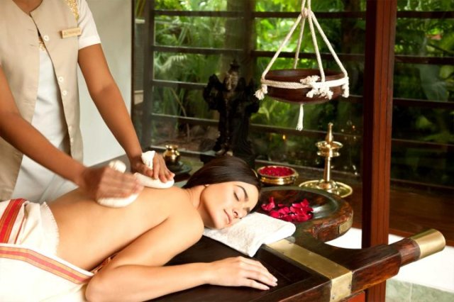 The Taj Exotica Recommend This Is Paired With A Relaxing Foot Massage Which Certainly Sounds Tempting Discover The Taj Exotica