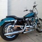 1995 Harley Davidson Sportster 1200 Ambrose Shannons Club