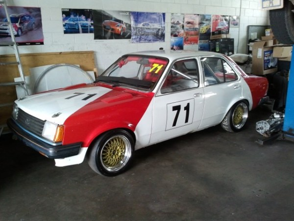 1985 Isuzu Gemini PF60E ZZR Redzone Shannons Club