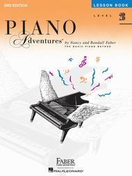 Piano Adventures Level 2B - Lesson Book by Randall Faber sheet music