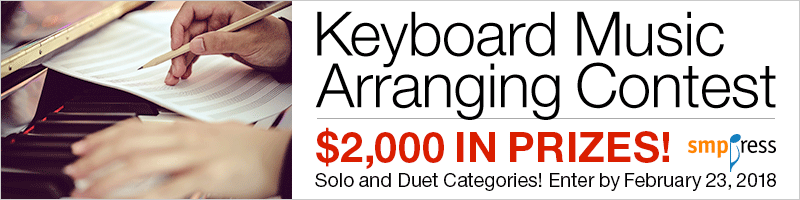 Keyboard Arranging Contest