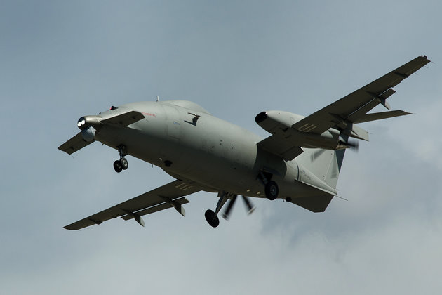 European UAS moves forward, slowly
