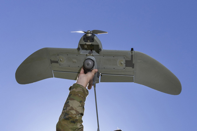 ADF signs Wasp AE contract
