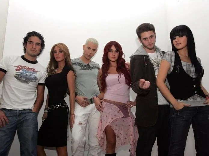 Anahí confirms the launch of new music at the RBD (Reforma) meeting