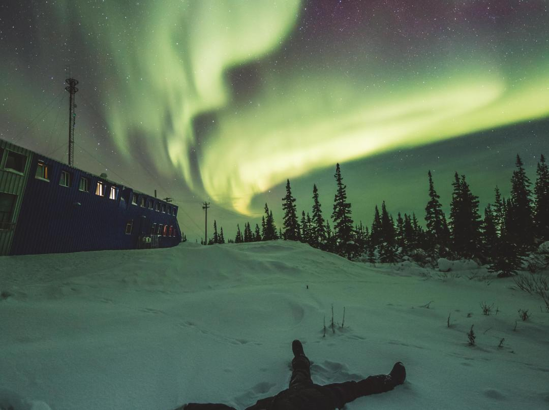 Read Northern Lights Online Free