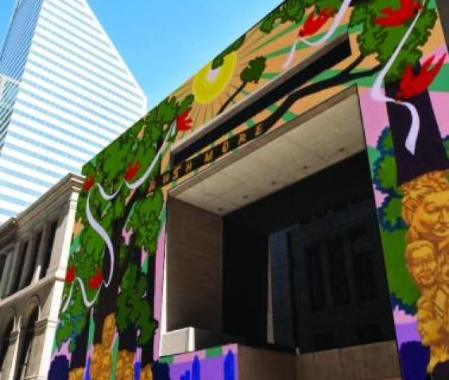 Massive New Mural From Kerry James Marshall Coming To The Chicago Cultural Center