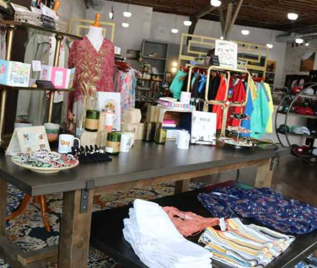 Athens Georgia May Be Best Known For Its Live Music And Food Scene But Dont Overlook The Authentic Shopping Experience With Local Boutiques And Products