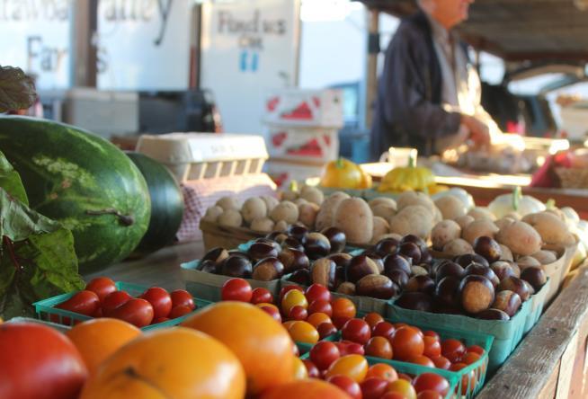 Fresh Market Roanoke Va
