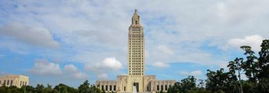 Image result for capitol building in baton rouge""