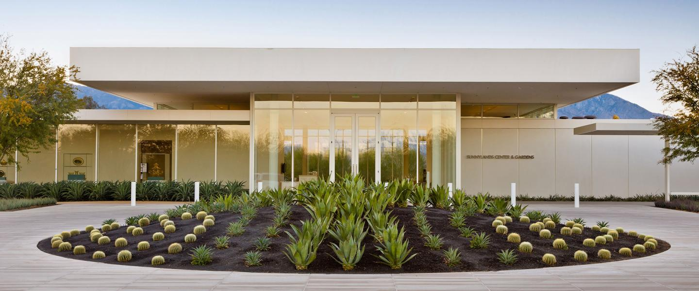 The Hidden Architecture Of Greater Palm Springs
