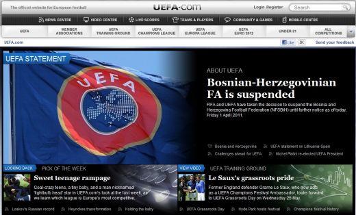 Captura foto: UEFA.com / Sursa FOTO articol: FIFA.com
