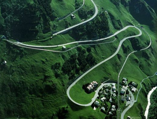 15 drumuri pe care trebuie sa mergi IN VIATA ASTA! Pe PRIMUL loc este un drum din ROMANIA! GALERIE FOTO (5/6)