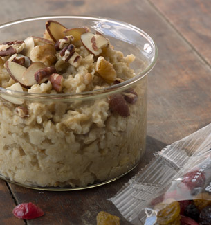 Starbucks® Perfect Oatmeal with Nut Medley