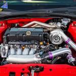 Turbocharged Mugen 2003 Acura Rsx Type S