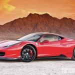Oakley Design Ferrari 458 Italia European Car Magazine
