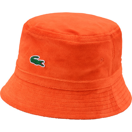 Supreme®/LACOSTE Velour Crusher (Orange)