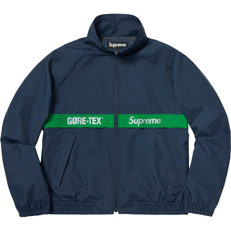 GORE-TEX Court Jacket (Navy)