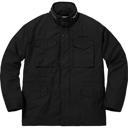 The Killer M-65 Jacket (Black)