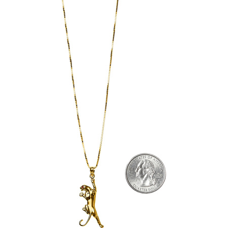 Panther Gold Pendant (Gold)